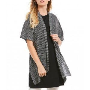 Eileen Fisher Kimono Short Sleeve Cardigan